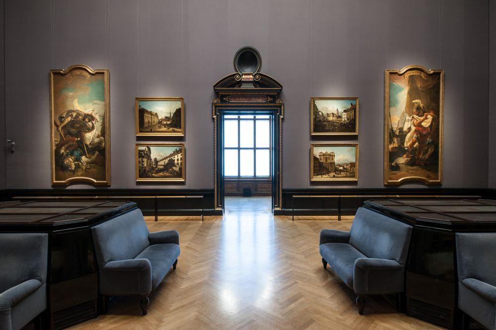 Gemäldegalerie Saal (c) KHM-Museumsverband