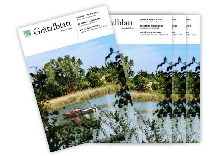 Grätzlblatt Ausgabe 2/2018 (c) STADTBEKANNT