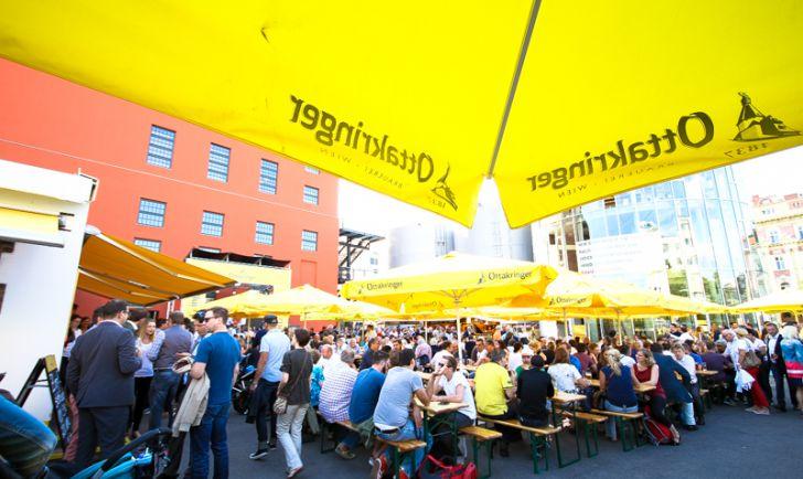 Ottakringer Braukultur-Wochen Platz (c) Ottakringer