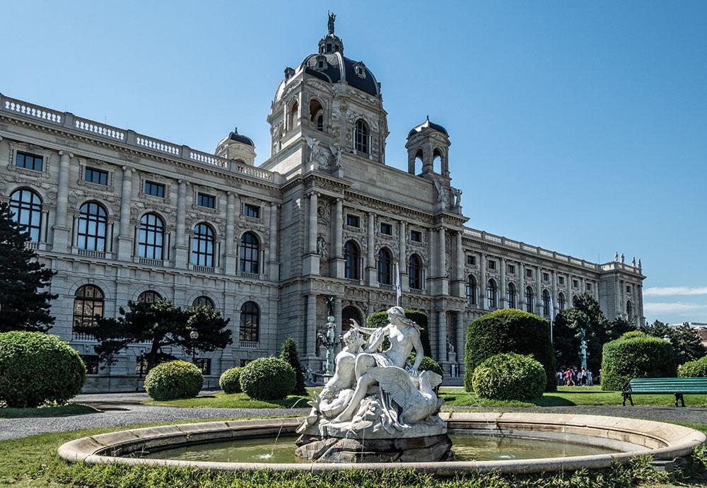 Kunsthistorisches Museum (c) STADTBEKANNT