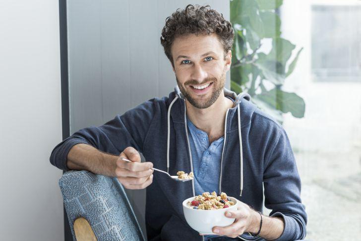 Knusperli - Knuspermüsli mit 0% Zuckerzusatz