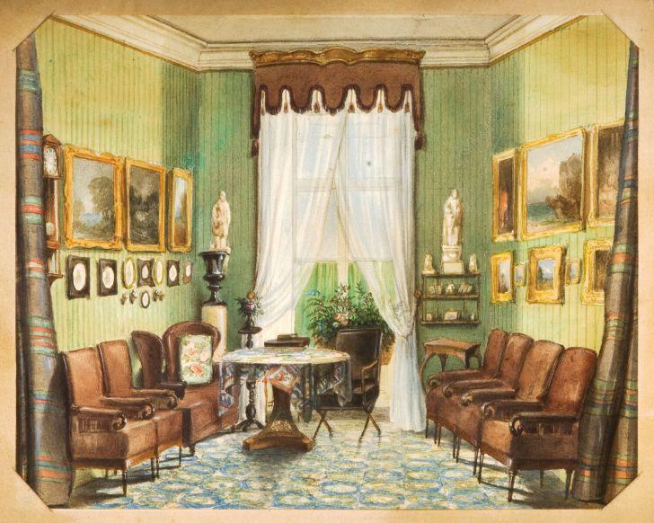 Salon Fanny von Arnstein (c) Jüdisches Museum Wien