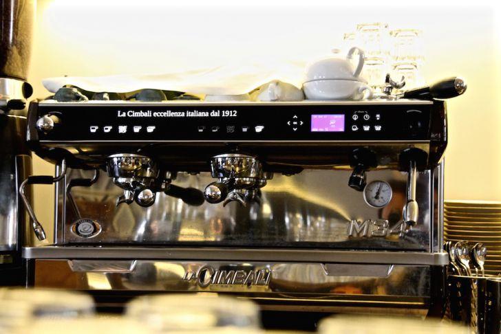 Vienna 1st Kaffeemaschine (c) STADTBEKANNT
