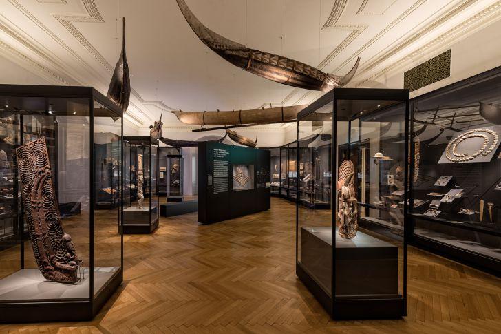 Weltmuseum (c) KHM-Museumsverband
