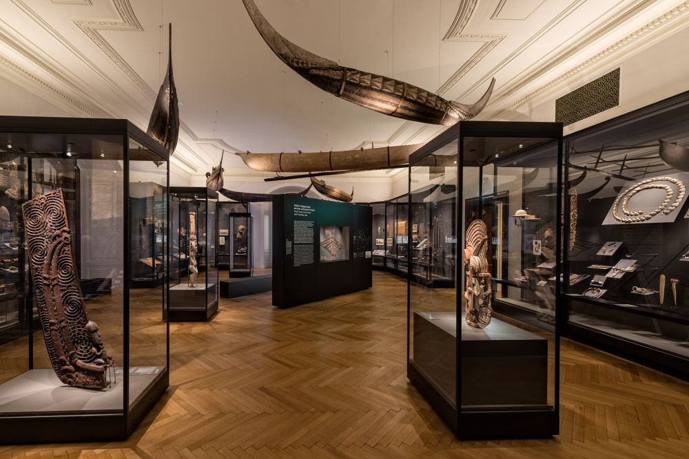 Weltmuseum (c) KHM-Museumsverband