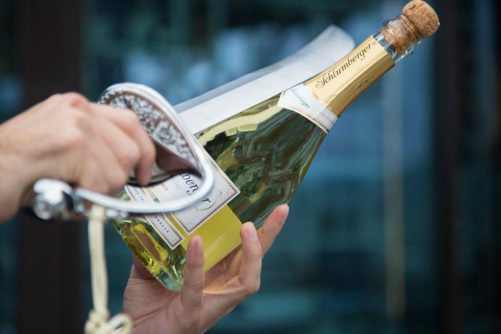 Champagnersäbel (c) Schlumberger
