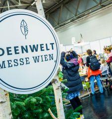 Ideenwelt-Messe Schild (c) Reed Messe Wien GmbH