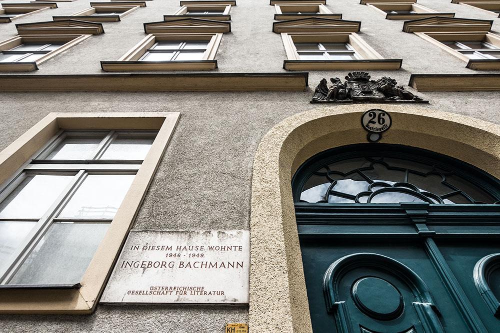 Ingeborg Bachmann Haus Beatrixgasse (c) STADTBEKANNT