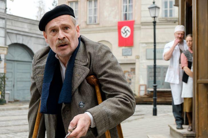 """""""Der Trafikant"""" - Nationalsozialismus (c) Petro Domenigg/TOBIS Film GmbH"""