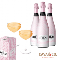 HOLA Cava Package (c) CAVA & CO