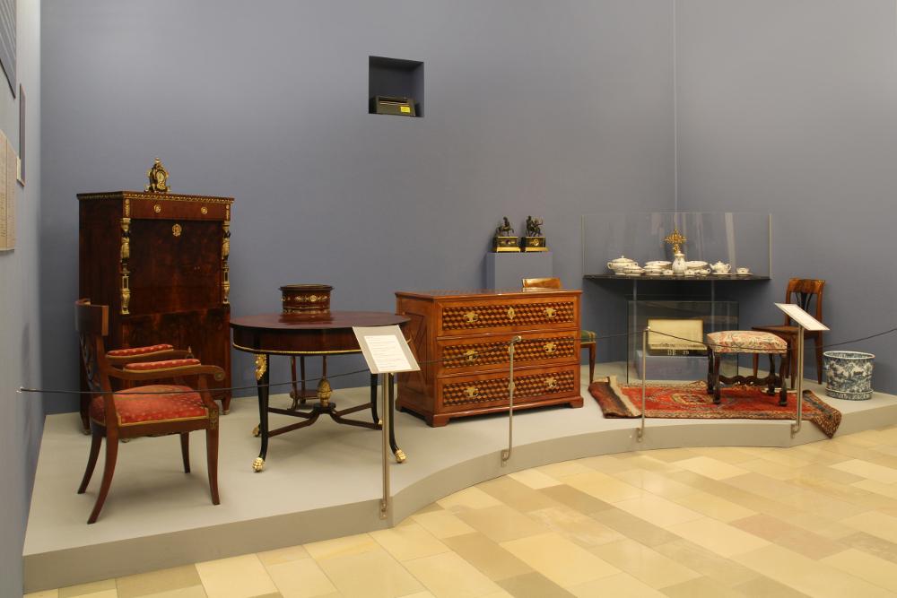 Bruch und Kontinuität Hofmobiliendepot ∙ Möbel Museum Wien (c) SKB