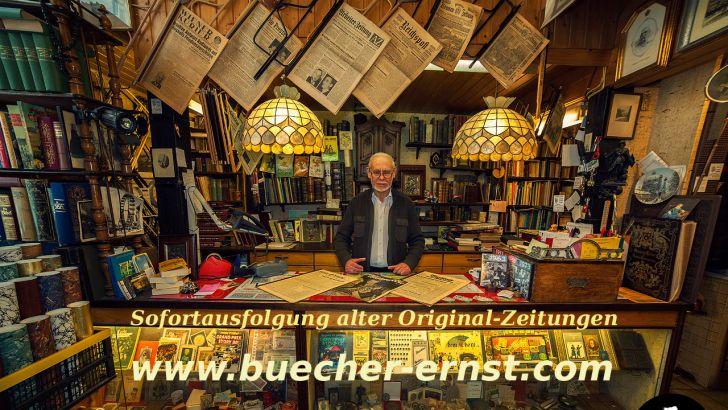 Antiquariat Bücher Ernst (c) Antiquariat Bücher Ernst