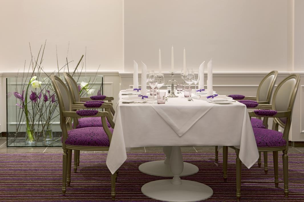 Restaurant Herrlich (c) Steigenberger Hotel Herrenhof