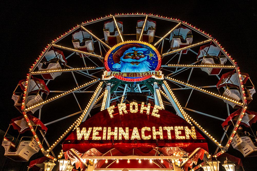 Weihnachtsdorf am Campus der Universität Wien (c) STADTBEKANNT