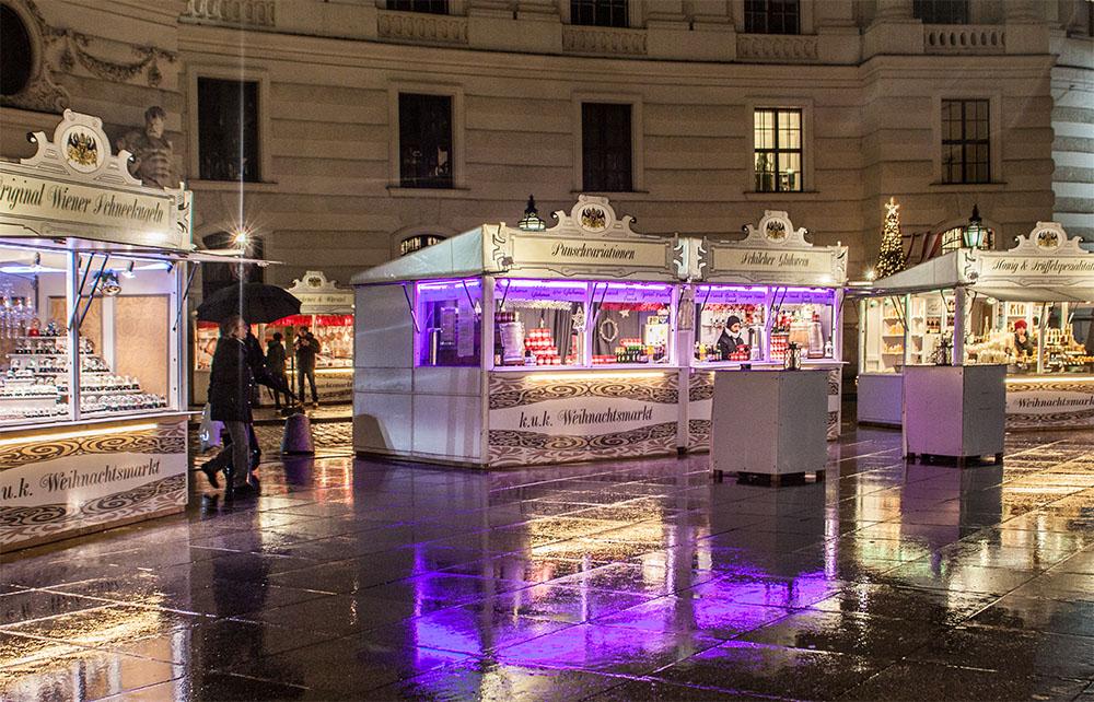 Weihnachtsmarkt Michaelerplatz (c) STADTBEKANNT