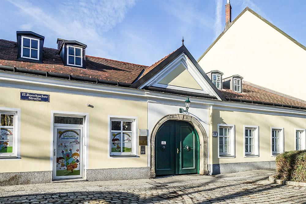 Dornbach - Ehemaliges Bürgermeisterhaus (c) STADTBEKANNT
