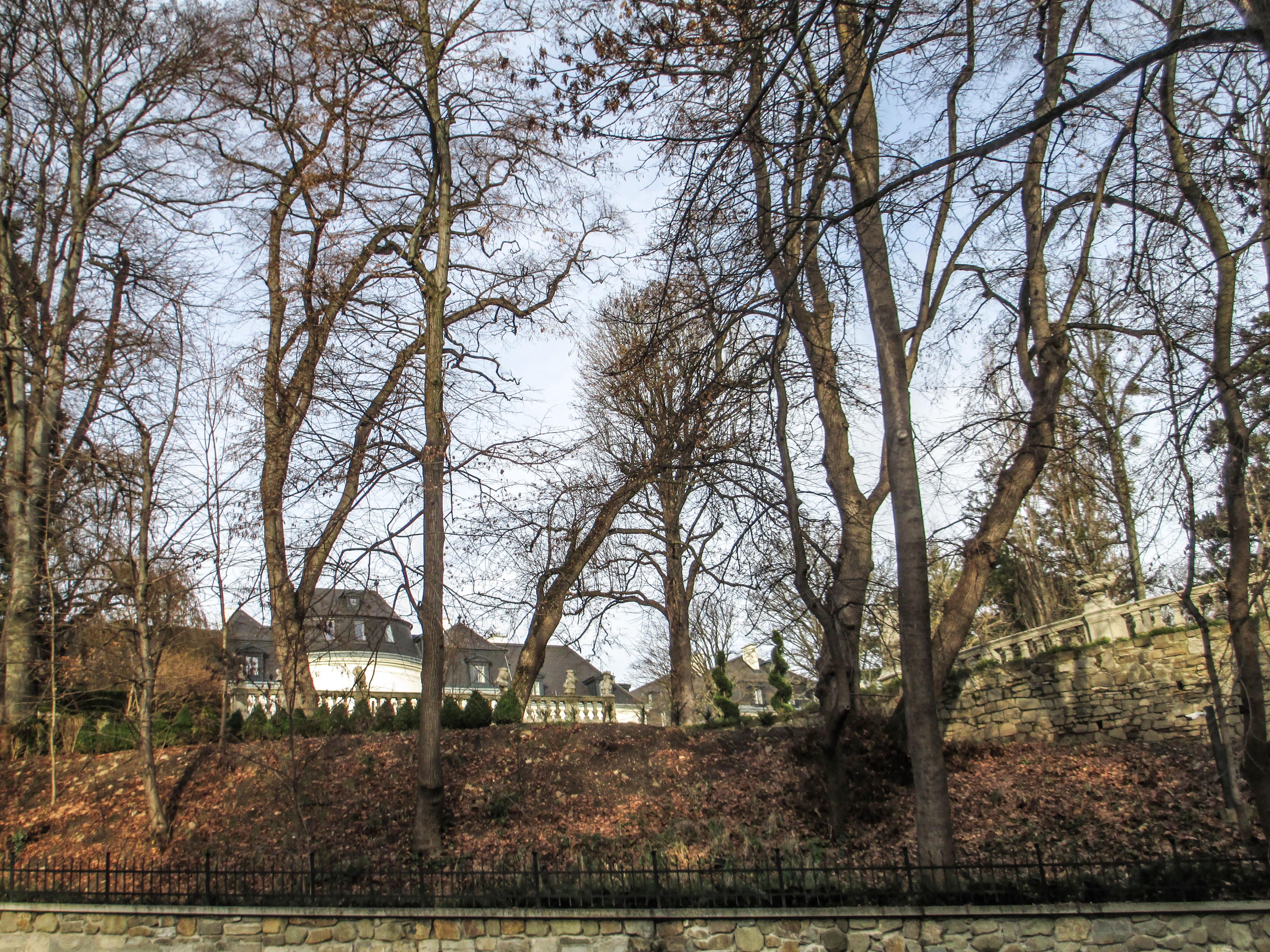 Dornbach - Schloss (c) STADTBEKANNT Preindl