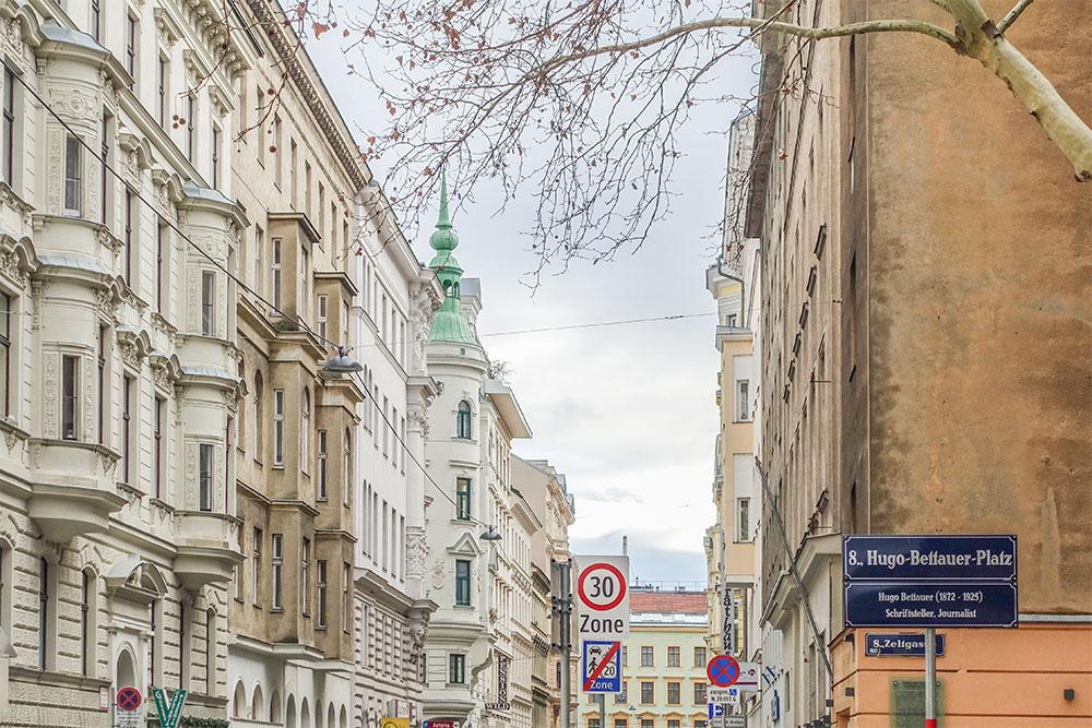 Hugo-Bettauer-Platz (c) STADTBEKANNT