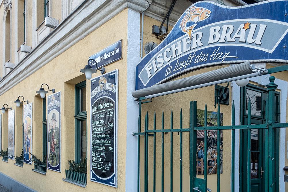Fischer Bräu (c) STADTBEKANNT