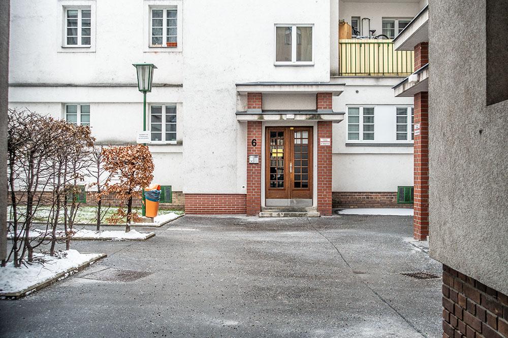 Gemeindebau Pramergasse 30 (c) STADTBEKANNT