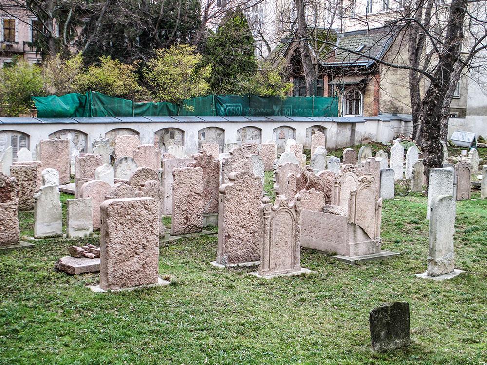 Jüdischer Friedhof (c) STADTBEKANNT Preindl