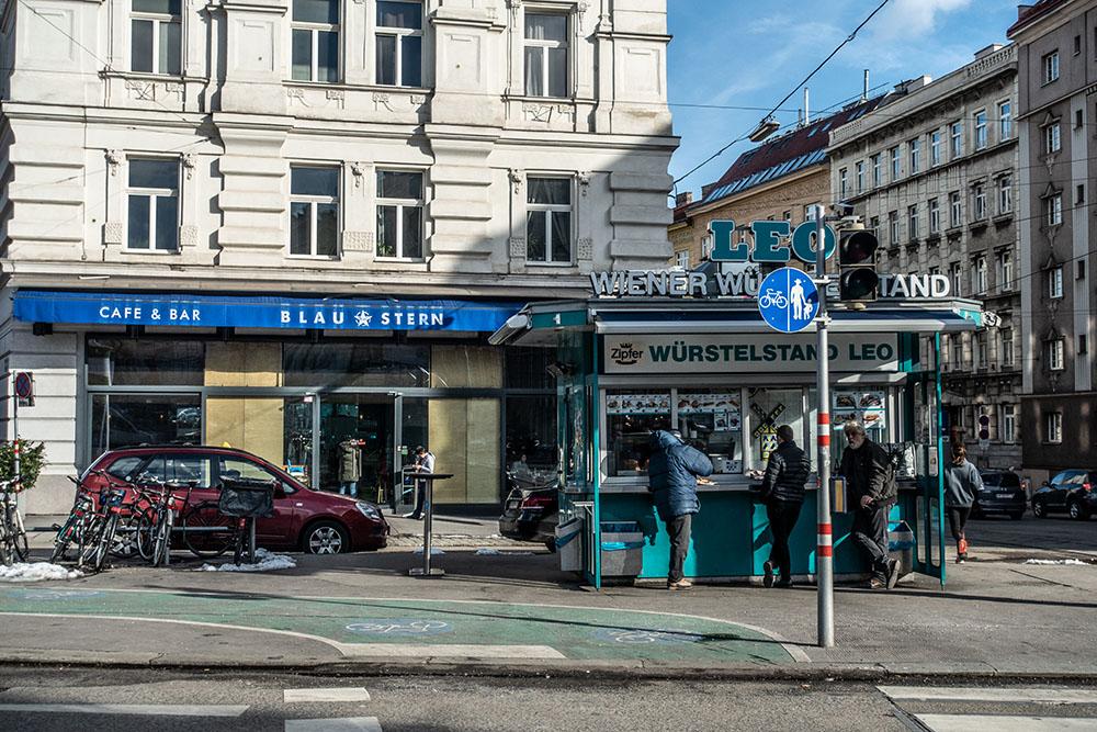 LEO Würstelstand (c) STADTBEKANNT