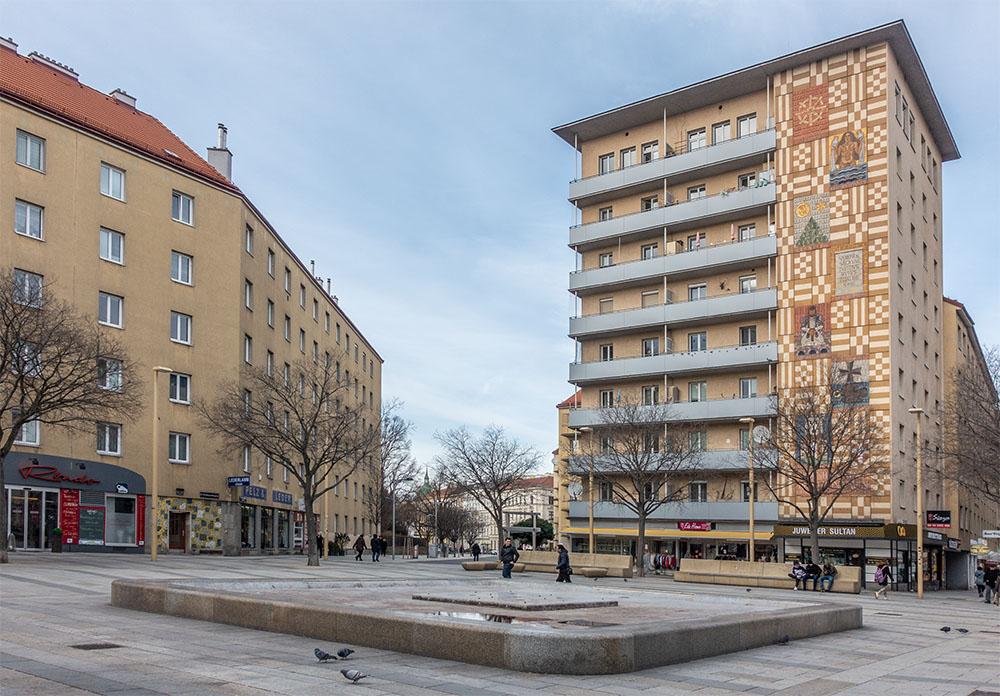 Meidlinger Hauptstraße (c) STADTBEKANNT