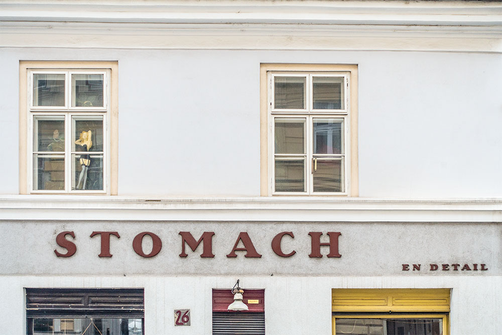 Stomach (c) STADTBEKANNT