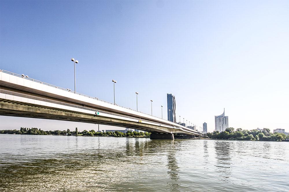 Reichsbrücke (c) STADTBEKANNT