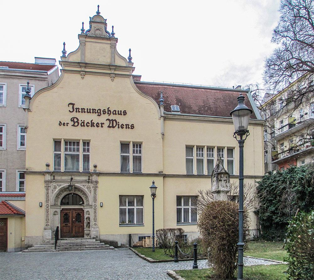Innungshaus der Bäcker Wiens - Bäckermuseum (c) STADTBEKANNT Preindl