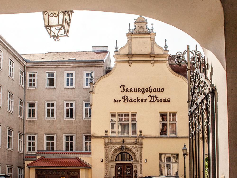 Innungshaus der Bäcker Wiens - Bäckermuseum (c) STADTBEKANNT