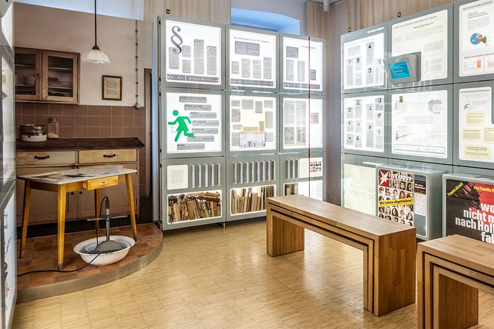 Museum für Verhütung und Schwangerschaftsabbruch (c) STADTBEKANNT