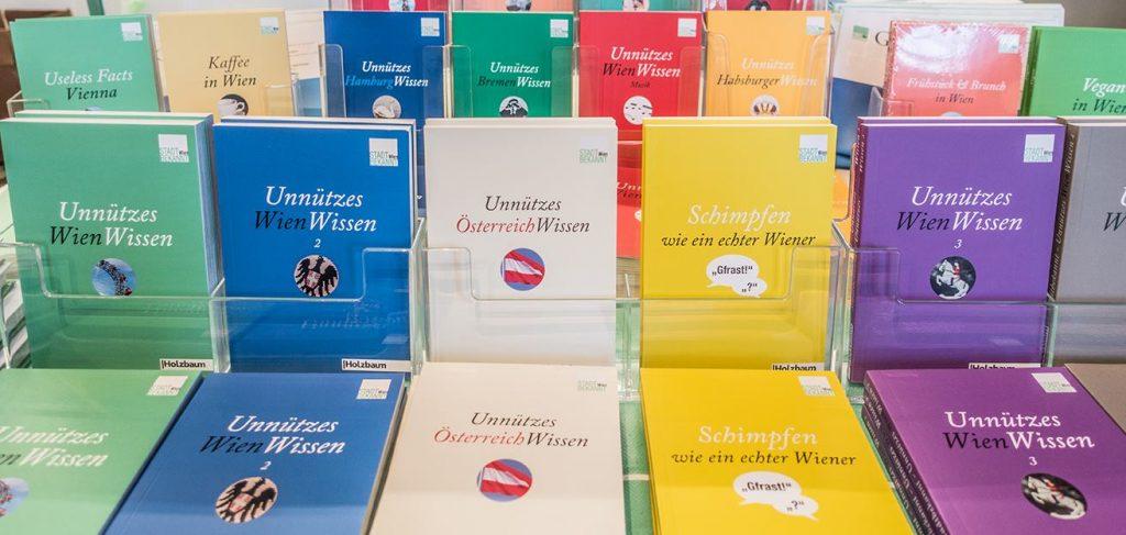 STADTBEKANNT Bücher