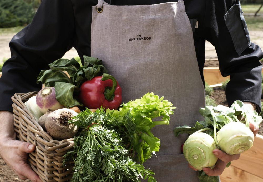 Kurhaus Marienkron Gemüse - Steve Haider