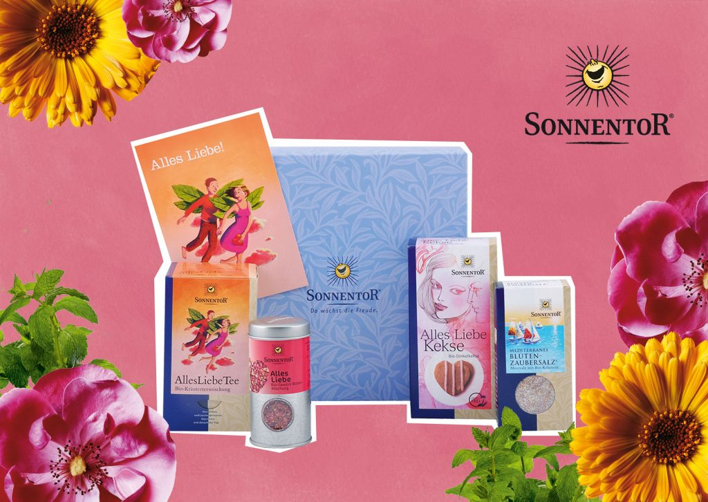 Sonnentor - Alles Liebe Geschenkset