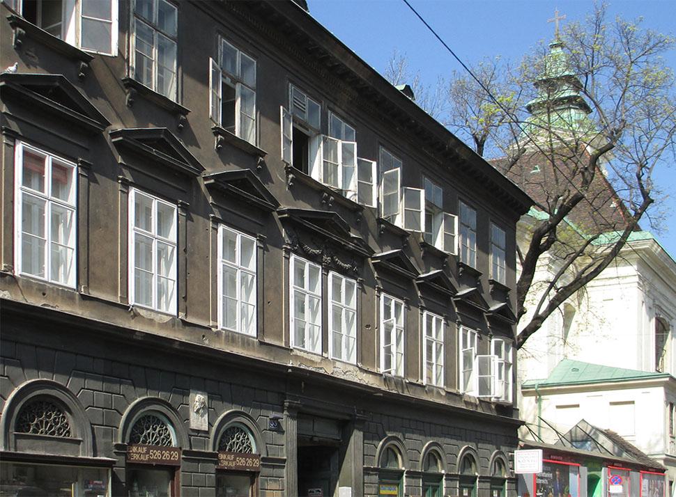 Haus Emil Ertl (c) STADTBEKANNT Preindl