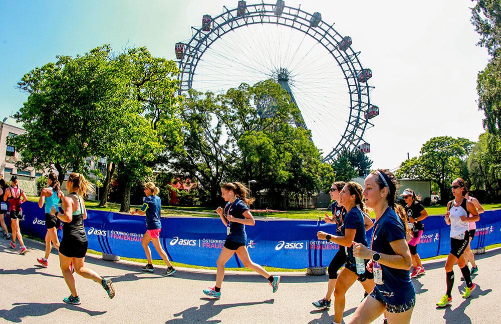 Läuferinnen (c) Agentur Diener