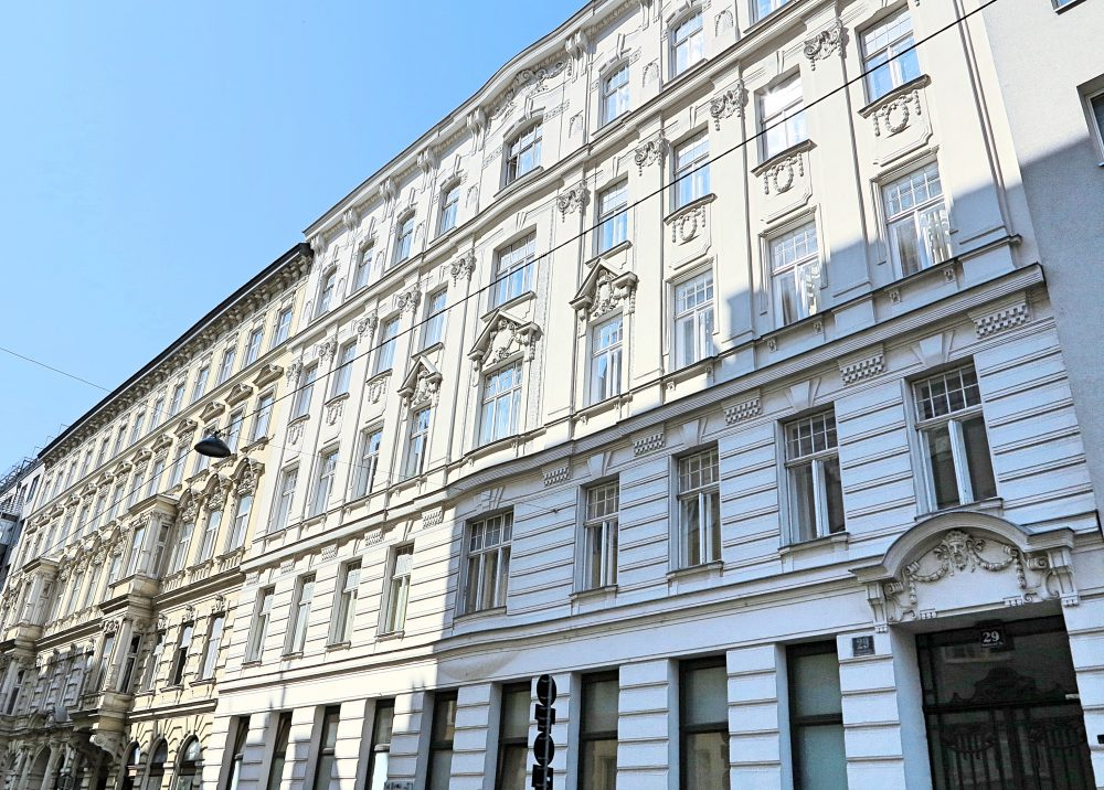 Wohnhaus Canetti (c) STADTBEKANNT Frühwirth