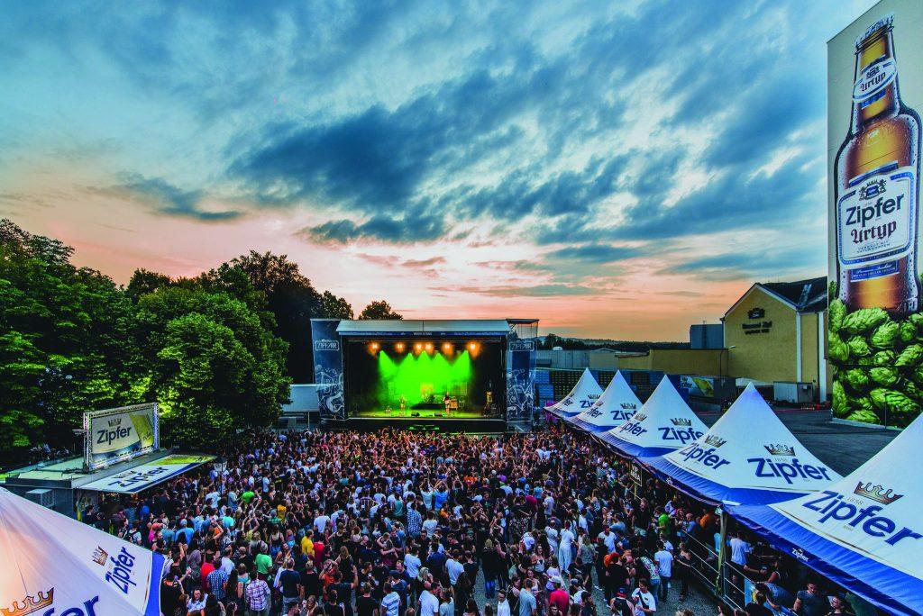 ZipfAir Music Festival