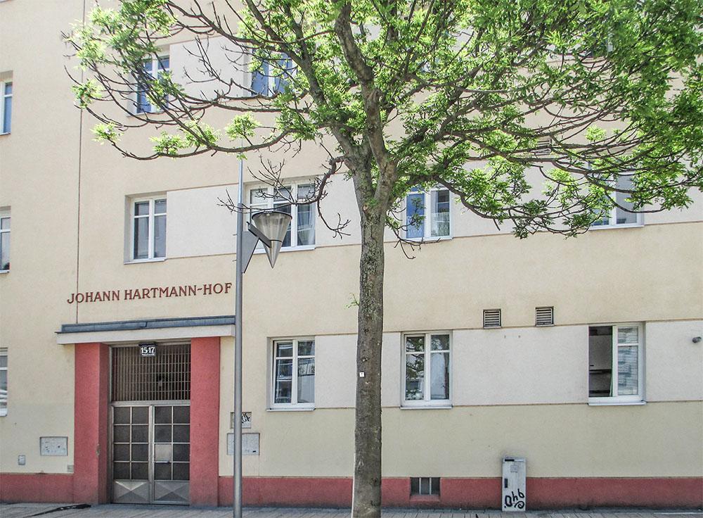 Johann-Hartmann-Hof (c) STADTBEKANNT Preindl