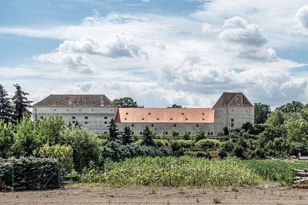 Schloss Neugebäude (c) STADTBEKANNT