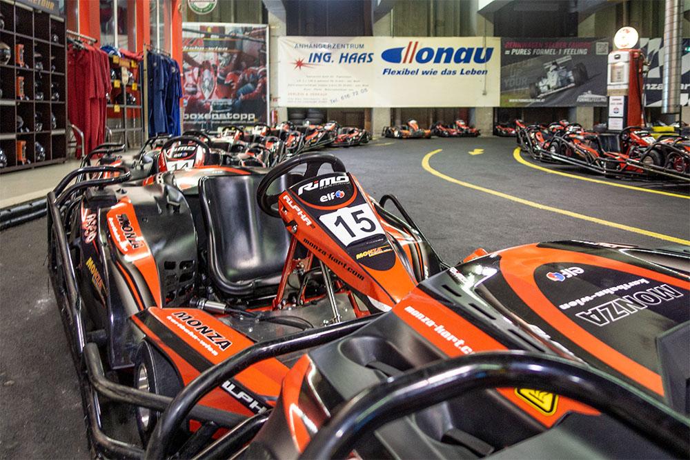 Monza Kart (c) STADTBEKANNT
