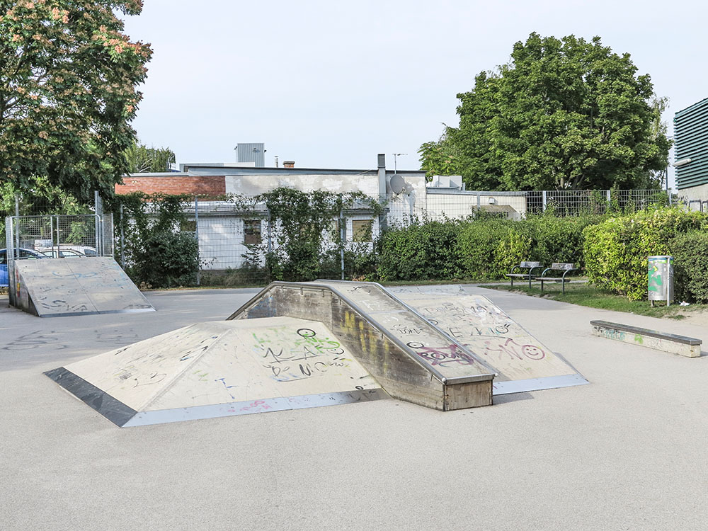 Skatepark (c) STADTBEKANNT Jungwirth