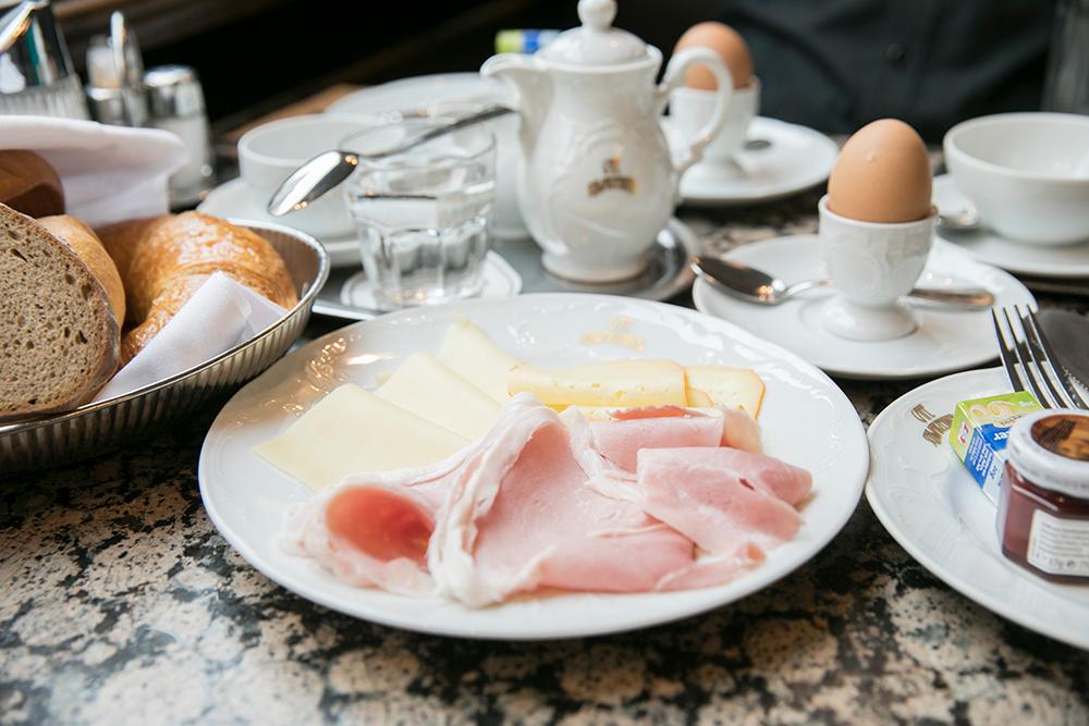 Jazz Frühstück (c) Café Schwarzenberg