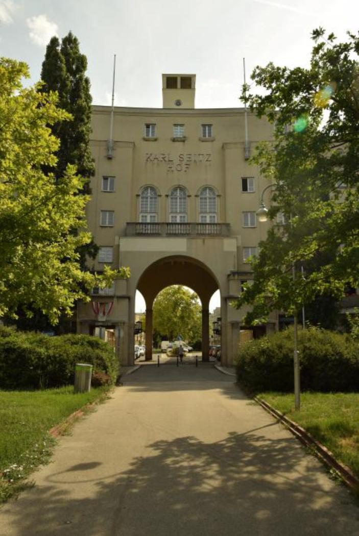 Karl-Seitz-Hof (c) STADTBEKANNT
