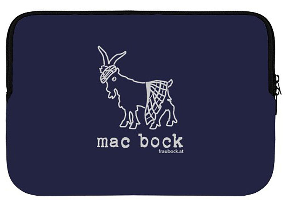 Bock auf Kultur - Mac Bock Laptophülle
