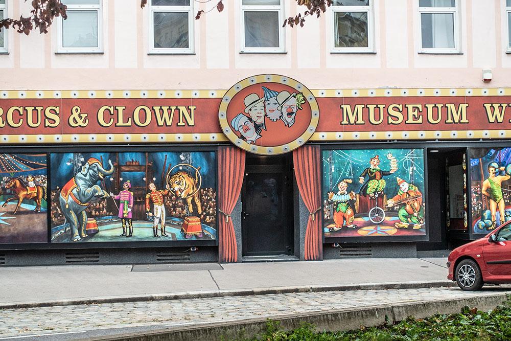 Circus- und Clownmuseum (c) STADTBEKANNT