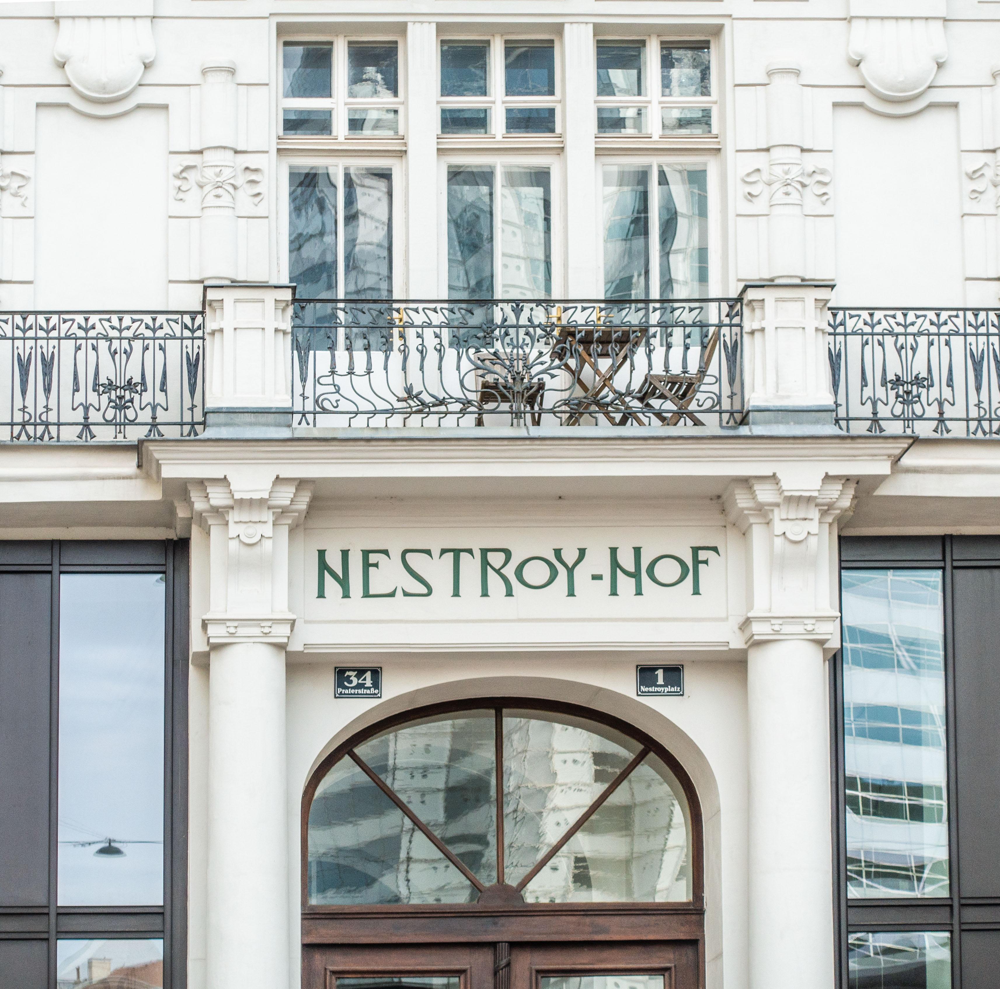 Theater Nestroyhof Hamakom Nestroy-Hof (c) STADTBEKANNT