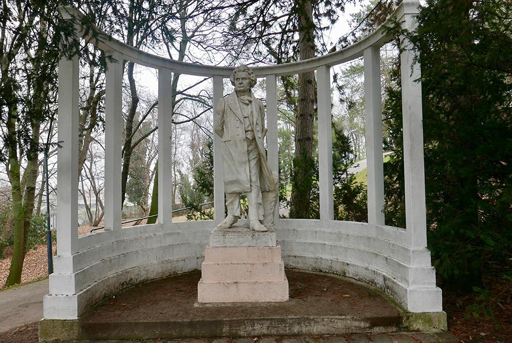 Ludwig van Beethoven Statue (c) STADTBEKANNT Wetter-Nohl