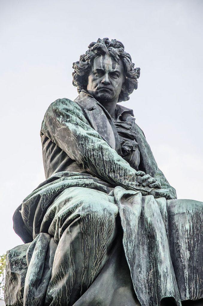 Ludwig van Beethoven (c) STADTBEKANNT